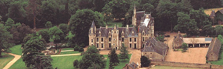 Amazing, gorgeous French Chateau Writers Retreat
